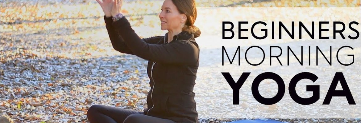 Morning Yoga For Beginners (15 min) Day 10 | Fightmaster